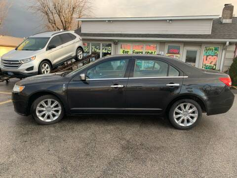 2012 Lincoln MKZ for sale at Revolution Motors LLC in Wentzville MO