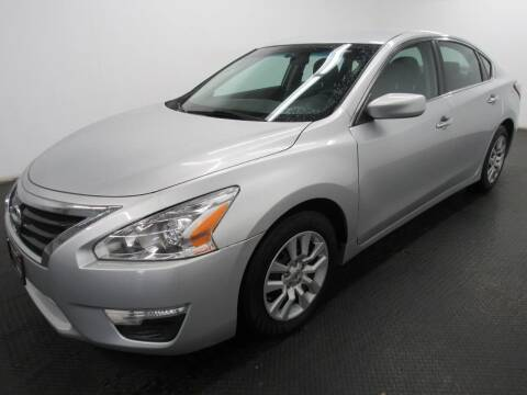2015 Nissan Altima for sale at Automotive Connection in Fairfield OH