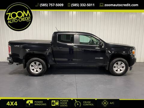2017 GMC Canyon for sale at ZoomAutoCredit.com in Elba NY