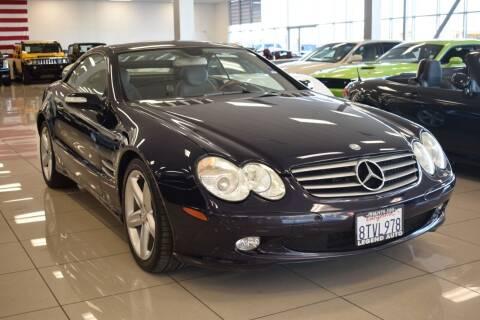 2005 Mercedes-Benz SL-Class for sale at Legend Auto in Sacramento CA