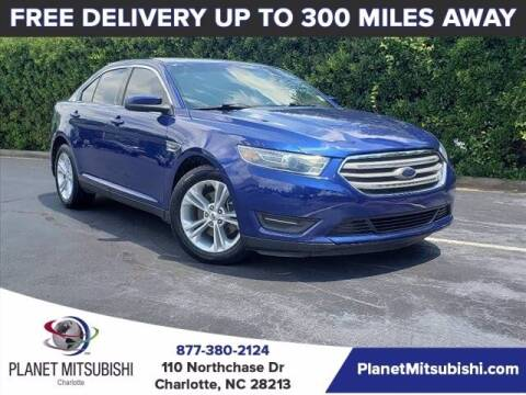 2015 Ford Taurus for sale at Planet Automotive Group in Charlotte NC