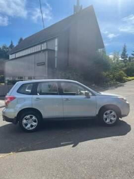 2014 Subaru Forester for sale at Seattle Motorsports in Shoreline WA