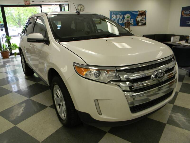 2012 Ford Edge for sale at Lindenwood Auto Center in Saint Louis MO