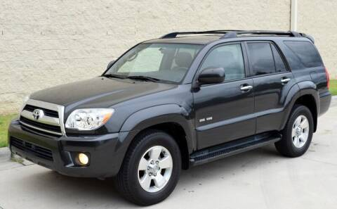 2007 Toyota 4Runner for sale at Raleigh Auto Inc. in Raleigh NC