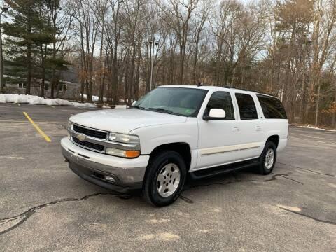 2006 Chevrolet Suburban for sale at Pristine Auto in Whitman MA