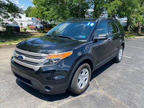 2014 Ford Explorer for sale at Car Plus Auto Sales in Glenolden PA