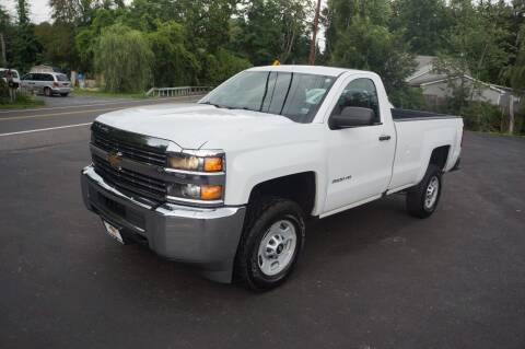 2017 Chevrolet Silverado 2500HD for sale at Autos By Joseph Inc in Highland NY