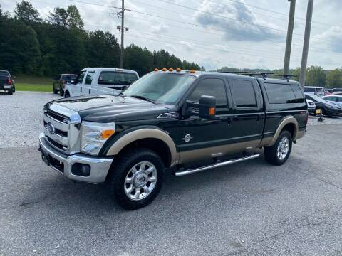 2014 Ford F-250 Super Duty for sale at Billy Ballew Motorsports in Dawsonville GA