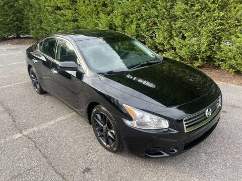 2014 Nissan Maxima for sale at Limitless Garage Inc. in Rockville MD