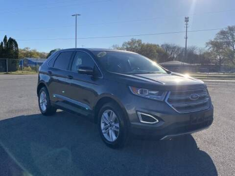 2015 Ford Edge for sale at Betten Baker Preowned Center in Twin Lake MI