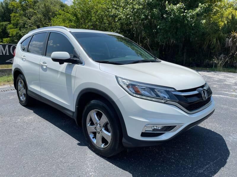 2015 Honda CR-V for sale at Perfection Motors in Orlando FL