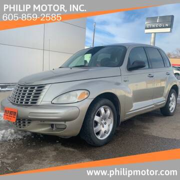 2005 Chrysler PT Cruiser for sale at Philip Motor Inc in Philip SD