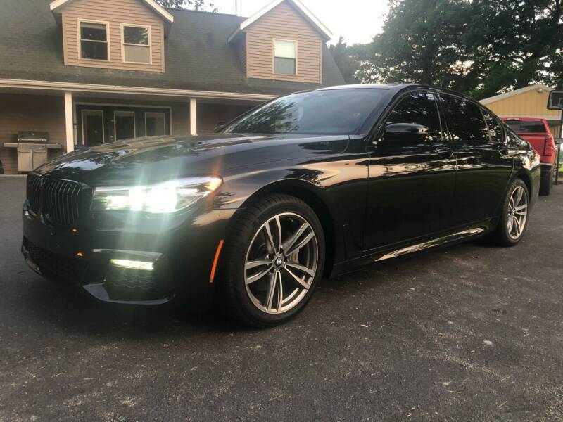 2019 BMW 7 Series for sale at MARK CRIST MOTORSPORTS in Angola IN