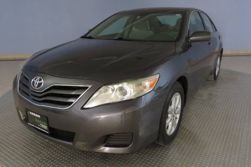 2011 Toyota Camry for sale at Hagan Automotive in Chatham IL