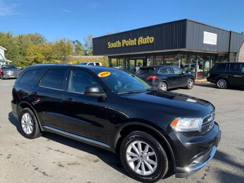 2014 Dodge Durango for sale at South Point Auto Plaza, Inc. in Albany NY