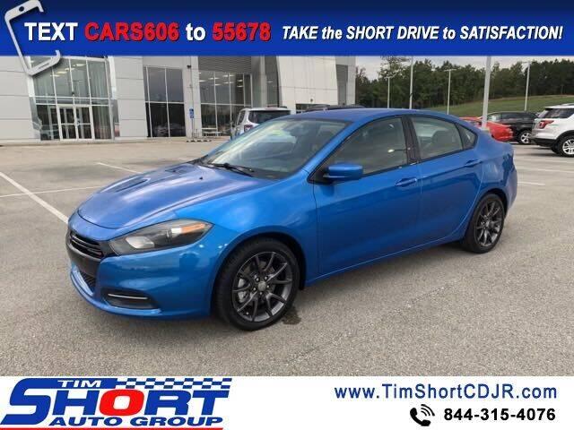 2016 Dodge Dart for sale at Tim Short Chrysler in Morehead KY