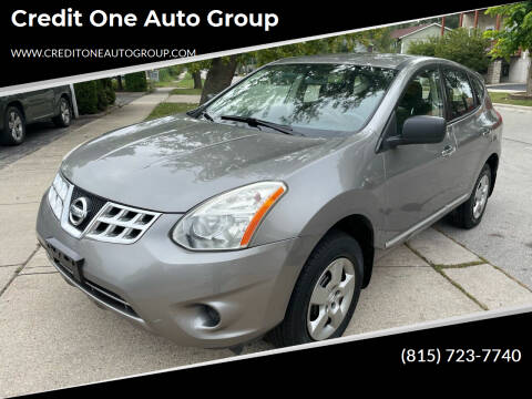 2011 Nissan Rogue for sale at Credit One Auto Group in Joliet IL