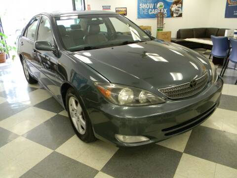 2002 Toyota Camry for sale at Lindenwood Auto Center in St.Louis MO