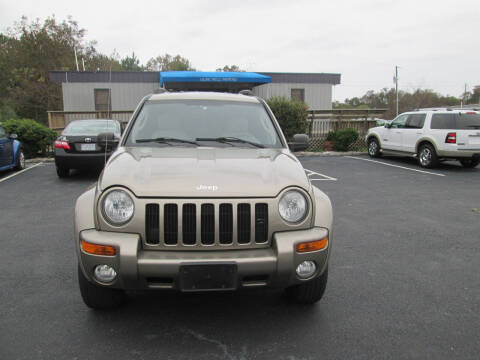 2004 Jeep Liberty for sale at Olde Mill Motors in Angier NC