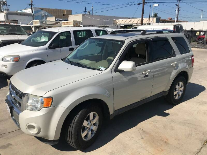 2009 Ford Escape for sale at OCEAN IMPORTS in Midway City CA