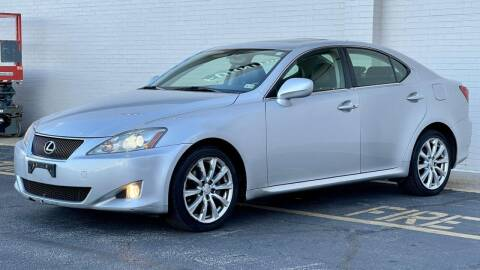 2008 Lexus IS 250 for sale at Carland Auto Sales INC. in Portsmouth VA