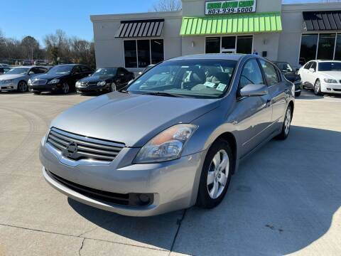 2007 Nissan Altima for sale at Cross Motor Group in Rock Hill SC