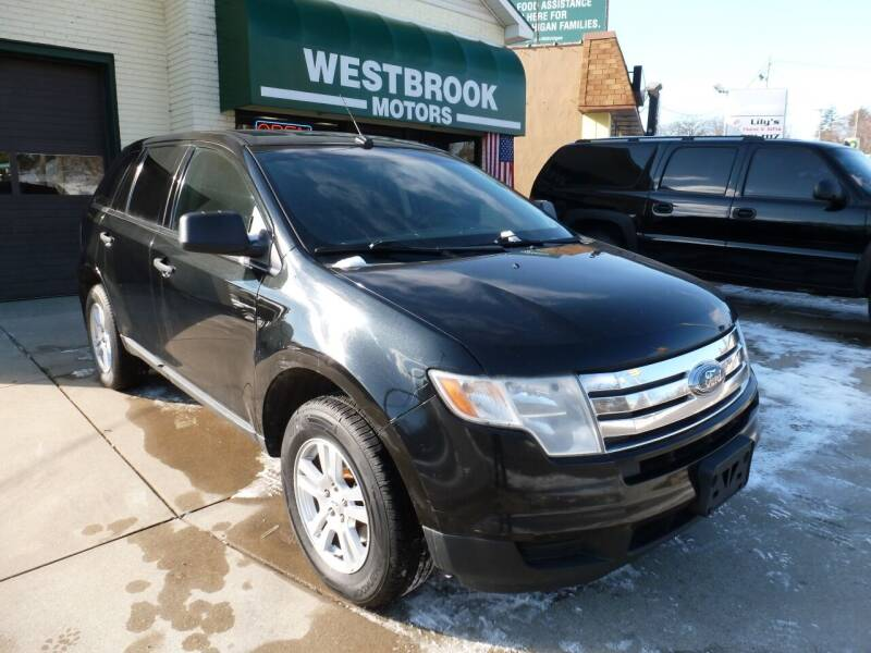 2010 Ford Edge for sale at Westbrook Motors in Grand Rapids MI