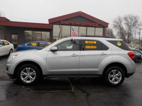 2015 Chevrolet Equinox for sale at Super Service Used Cars in Milwaukee WI
