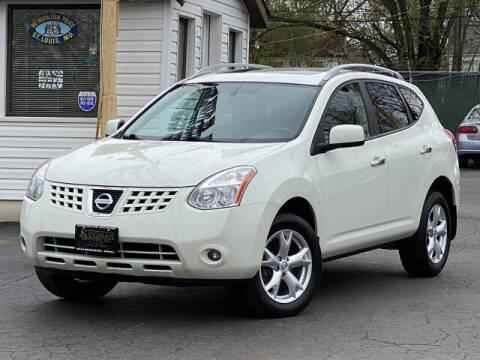 2010 Nissan Rogue for sale at Kugman Motors in Saint Louis MO