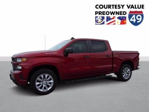 2019 Chevrolet Silverado 1500 for sale at Courtesy Value Pre-Owned I-49 in Lafayette LA