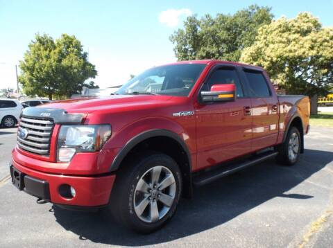 2011 Ford F-150 for sale at Cars R Us in Chanute KS