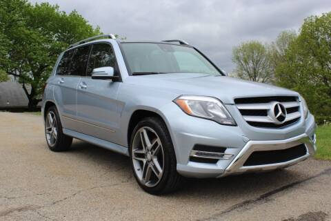 2015 Mercedes-Benz GLK for sale at Harrison Auto Sales in Irwin PA