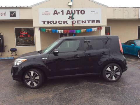 2014 Kia Soul for sale at A-1 AUTO AND TRUCK CENTER in Memphis TN