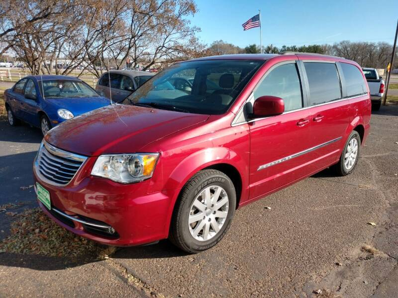 2014 Chrysler Town and Country for sale at Paulson Auto Sales in Chippewa Falls WI