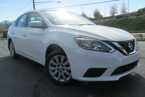 2019 Nissan Sentra for sale at Tilleys Auto Sales in Wilkesboro NC