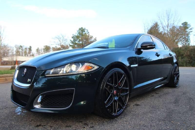 2014 Jaguar XF for sale at Oak City Motors in Garner NC