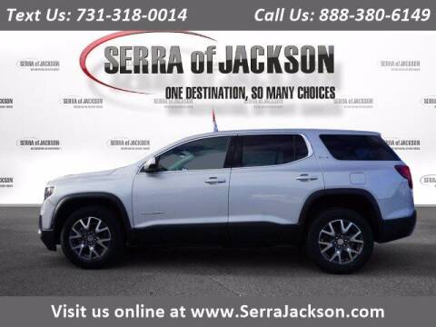 2020 GMC Acadia for sale at Serra Of Jackson in Jackson TN