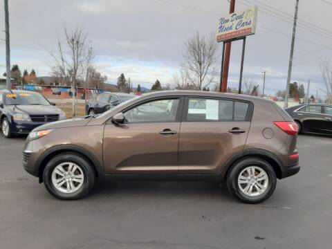 2011 Kia Sportage for sale at New Deal Used Cars in Spokane Valley WA