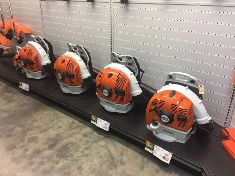 Stihl Backpack Blowers for sale at JFS POWER EQUIPMENT in Sims NC