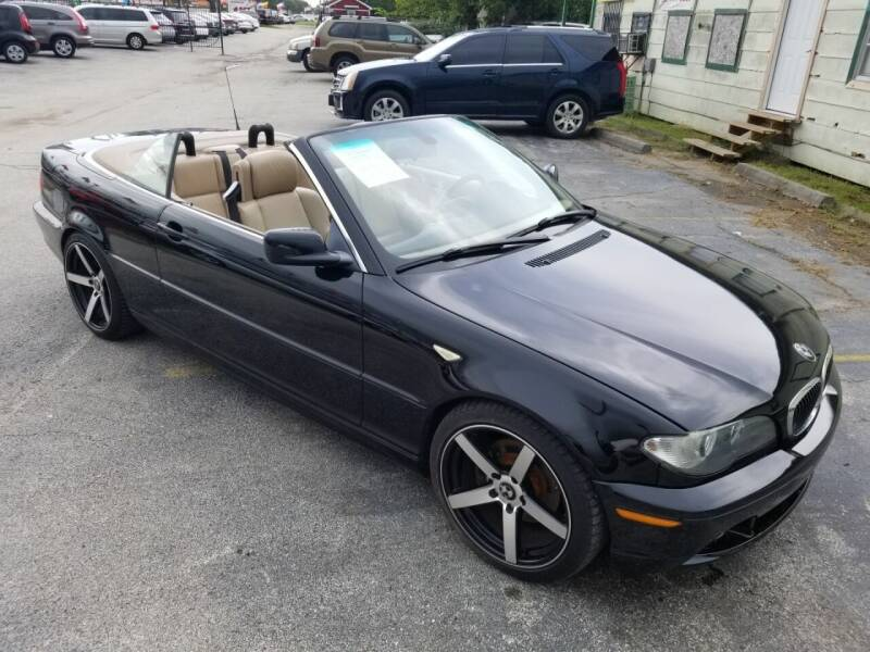 2006 BMW 3 Series for sale at Ace Automotive in Houston TX