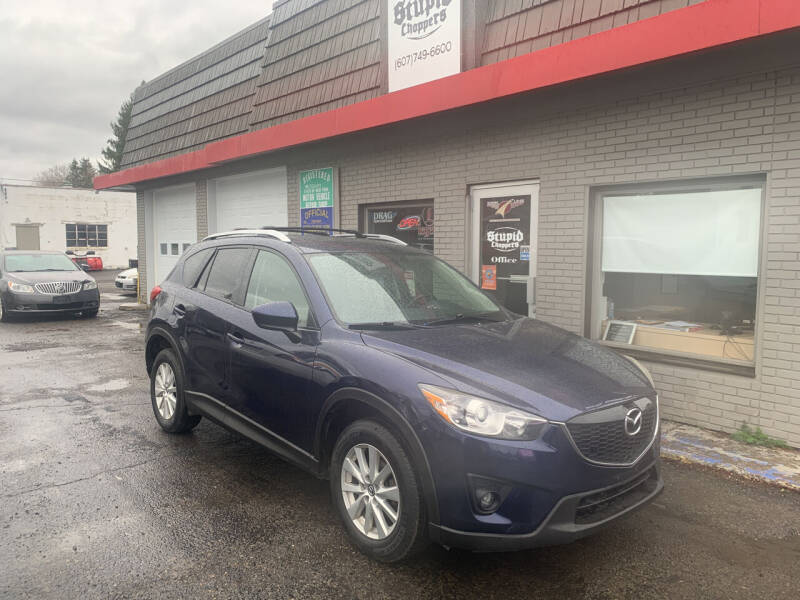 2013 Mazda CX-5 for sale at Townline Motors in Cortland NY