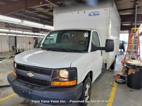 2014 Chevrolet Express Cutaway for sale at Vans Vans Vans INC in Blauvelt NY