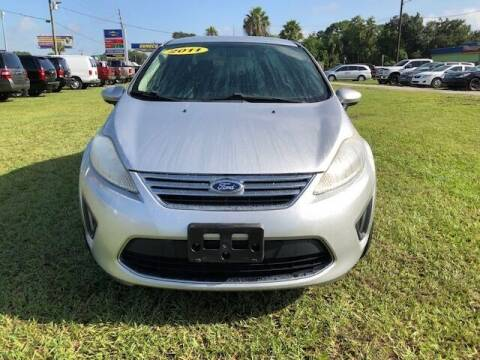 2012 Ford Fiesta for sale at Unique Motor Sport Sales in Kissimmee FL