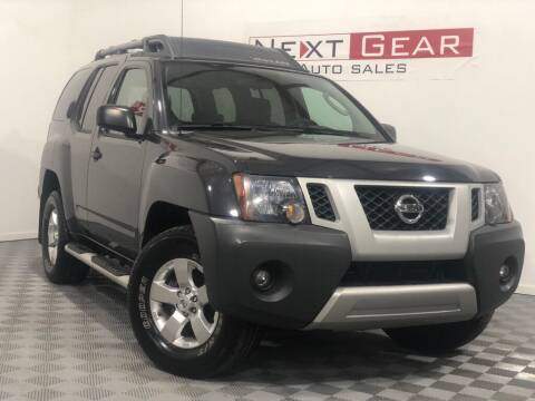 2010 Nissan Xterra for sale at Next Gear Auto Sales in Westfield IN