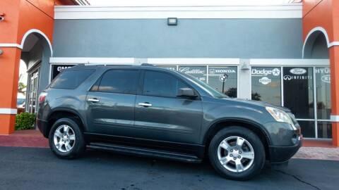 2011 GMC Acadia for sale at Car Depot in Miramar FL