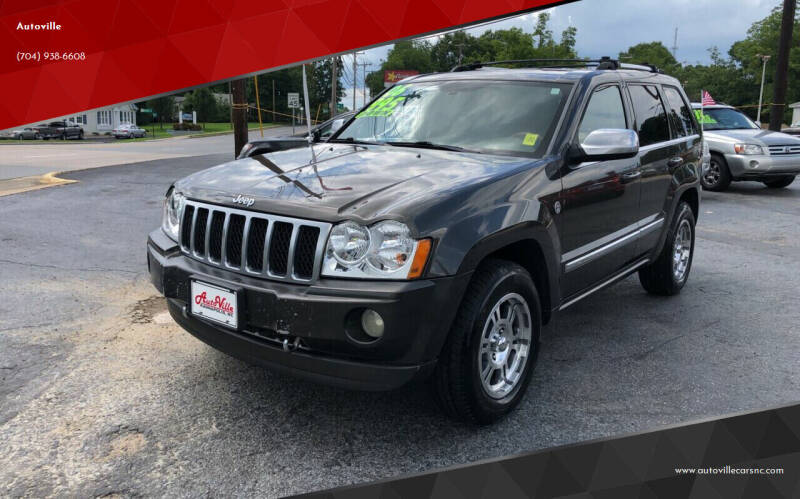 2006 Jeep Grand Cherokee for sale at Autoville in Kannapolis NC