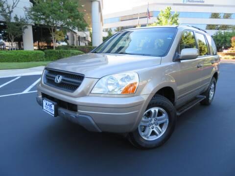 2003 Honda Pilot for sale at KAS Auto Sales in Sacramento CA