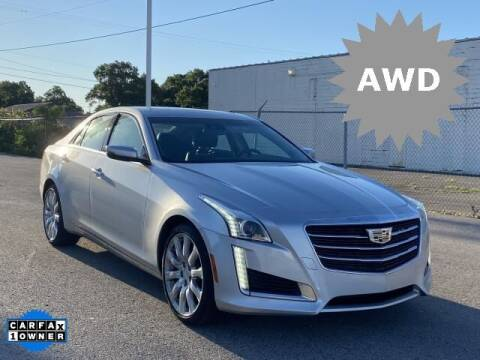 2016 Cadillac CTS for sale at Betten Baker Preowned Center in Twin Lake MI