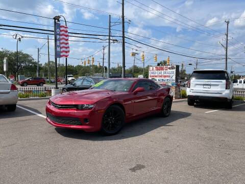 2014 Chevrolet Camaro for sale at L.A. Trading Co. Woodhaven - L.A. Trading Co. Detroit in Detroit MI