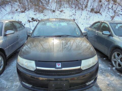 2004 Saturn Ion for sale at Precision Valley Auto Sales in Springfield VT